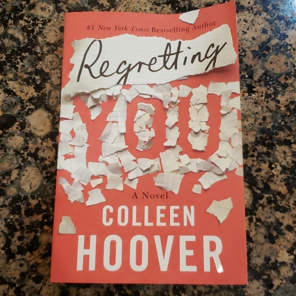 B2G1 Regretting You by Colleen Hoover